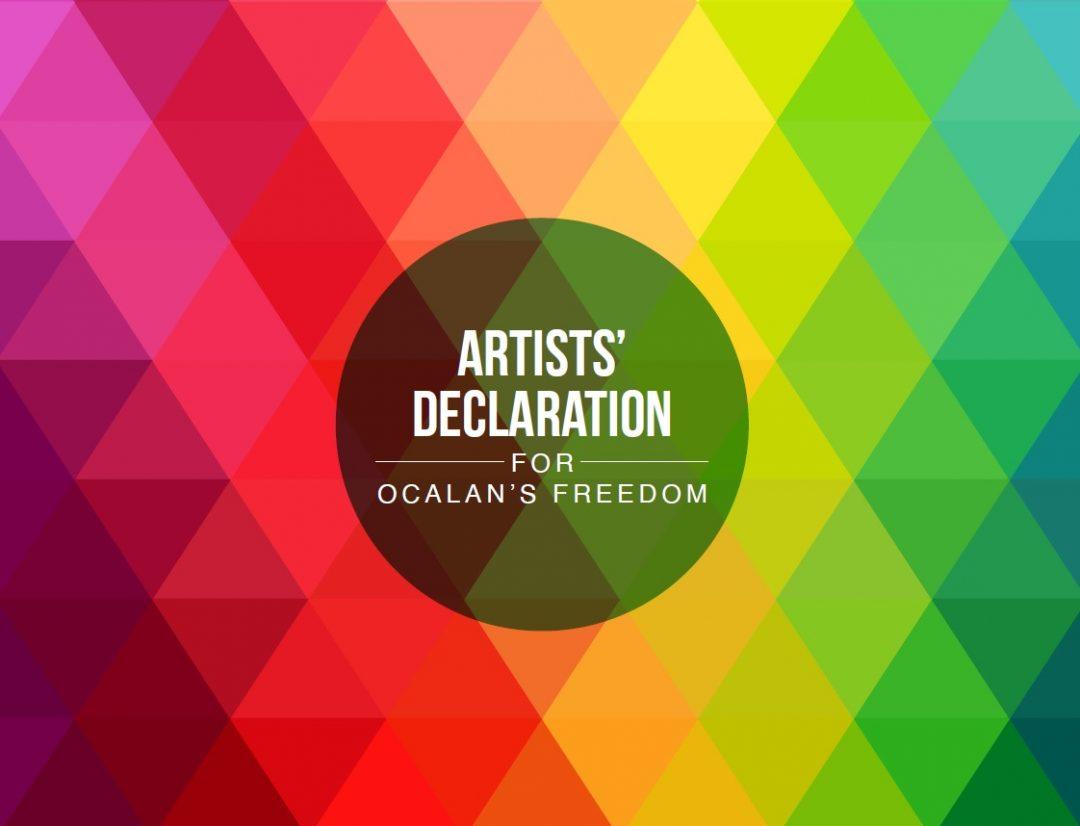Artists' Declaration for Ocalan's Freedom
